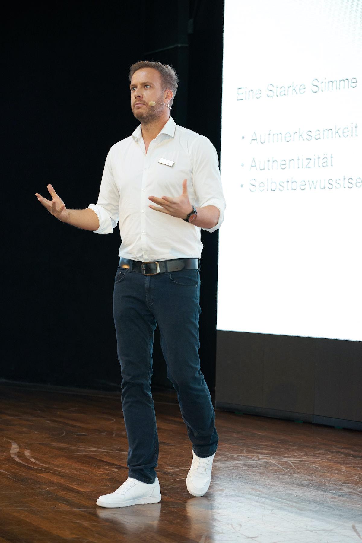Gerrit Winter - Motivationscoach auf der AIDA