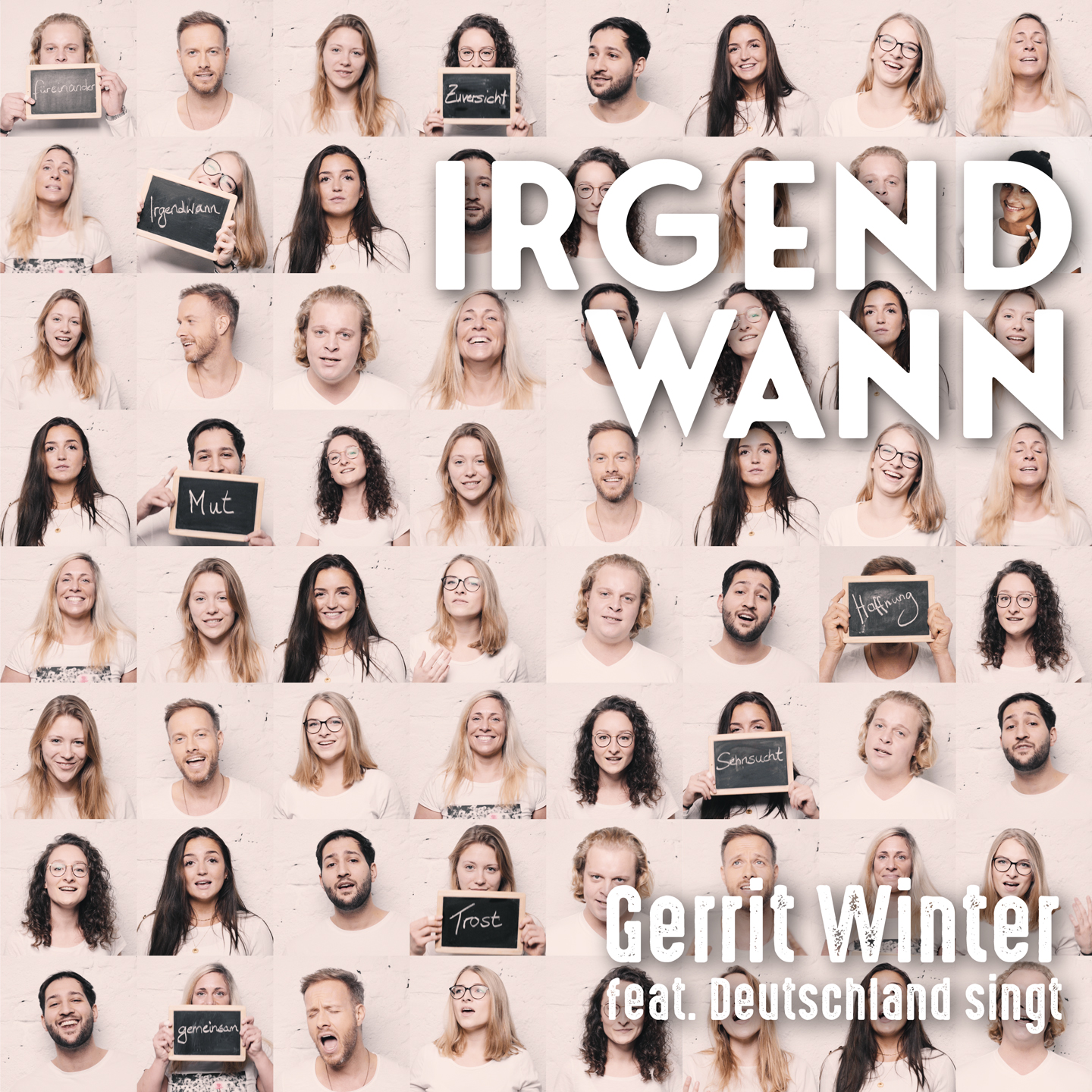 Gerrit Winter Single Irgendwann 2020