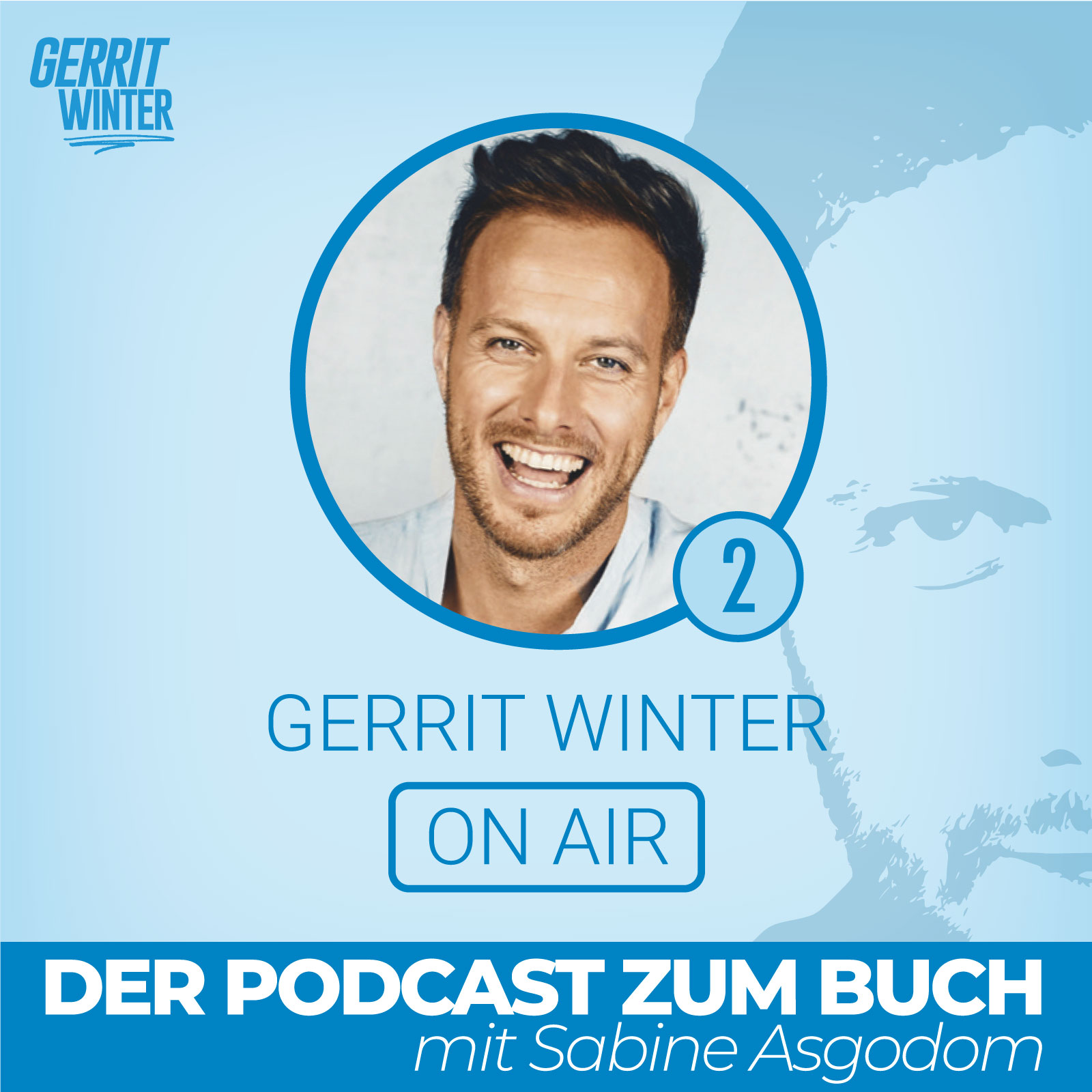 Gerrit Winter Podcast ON AIR SPecial zum Buch Teil 2 hier anhören