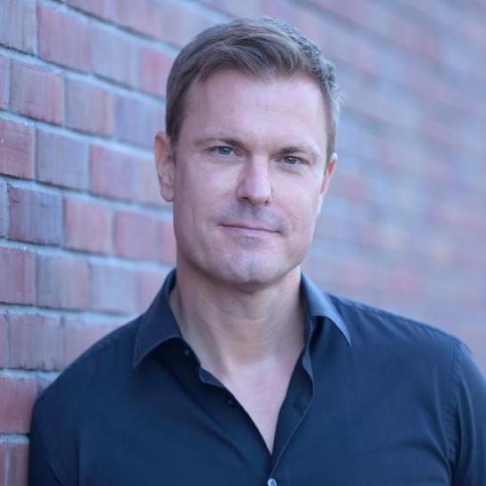 Alexander Nebe ist Gerrit Winters Talk Gast in deinem Podcast gerrit Winter On Air
