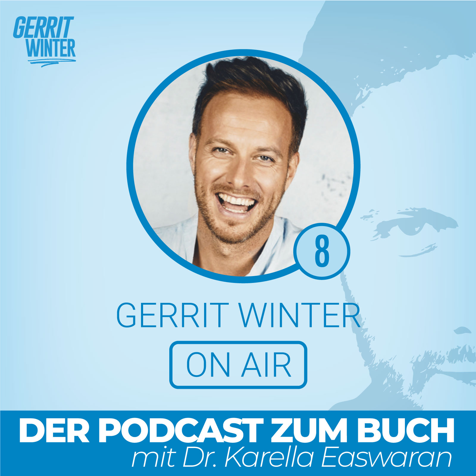 Gerrit Winter podcast mit Dr Karella Easwaran