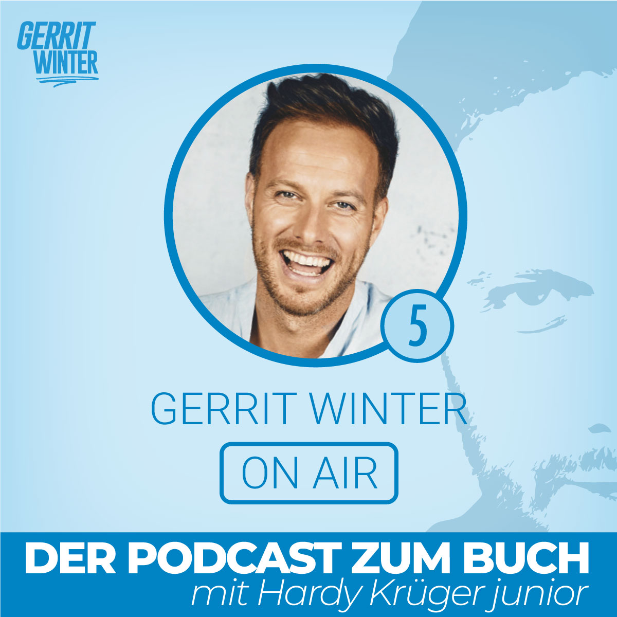 Gerrit Winter Podcast mit Hardy Krüger Junior